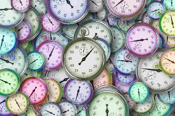 Clocks And Time!