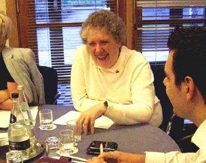 Margaret Adams - speaking