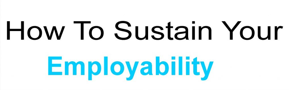 Sustain Your Employability